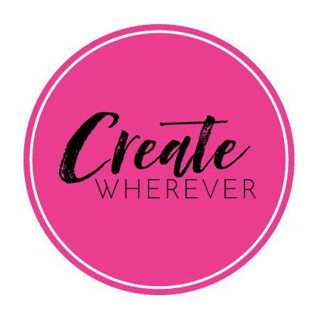 Create Wherever logo